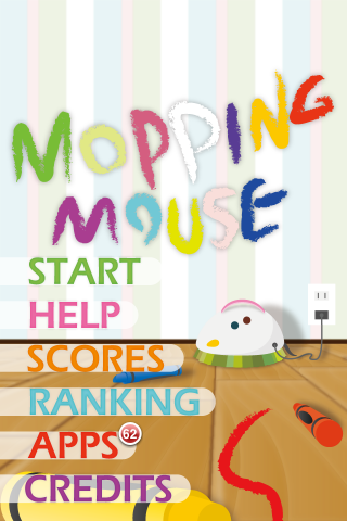 Screenshot MOPPING MOUSE